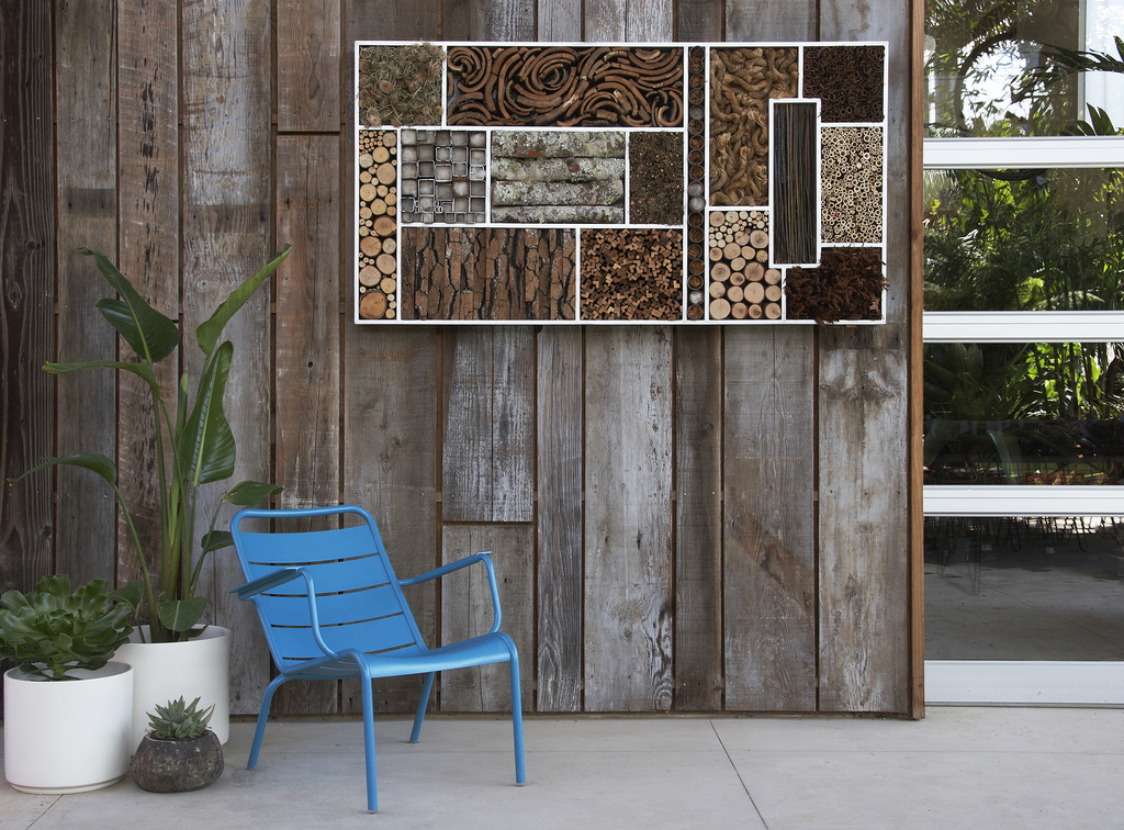 bee walls insect hotels habitat inspiration. Black Bedroom Furniture Sets. Home Design Ideas