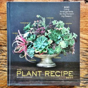 The Plant Recipe Book, 100 Living Arrangements for Any Home in Any Season by Baylor Chapman