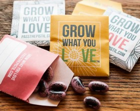 Grow What You Love: Free Downloadable Seed Packets