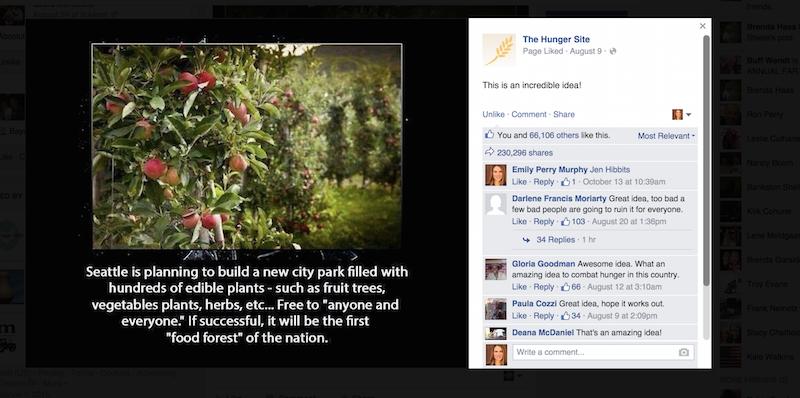Seattle's Edible Garden Project