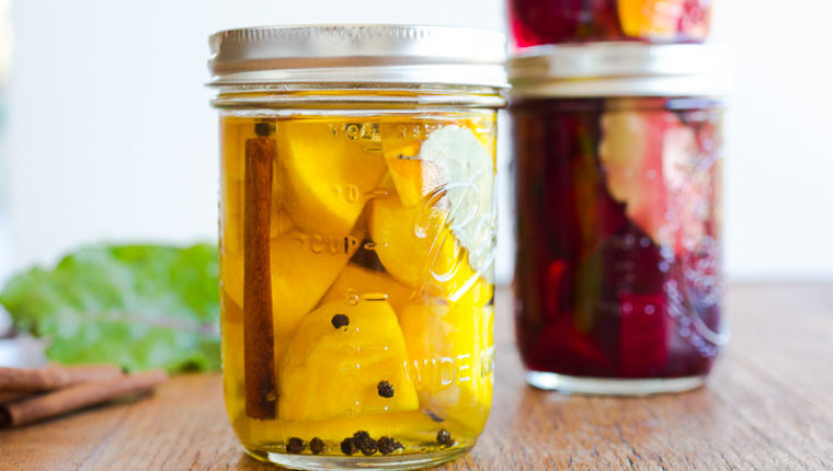 Pickled Beets 3 Ways