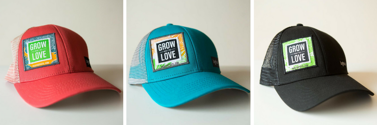 gwyl-hats-trilogyGrow What You Love with BigTruck