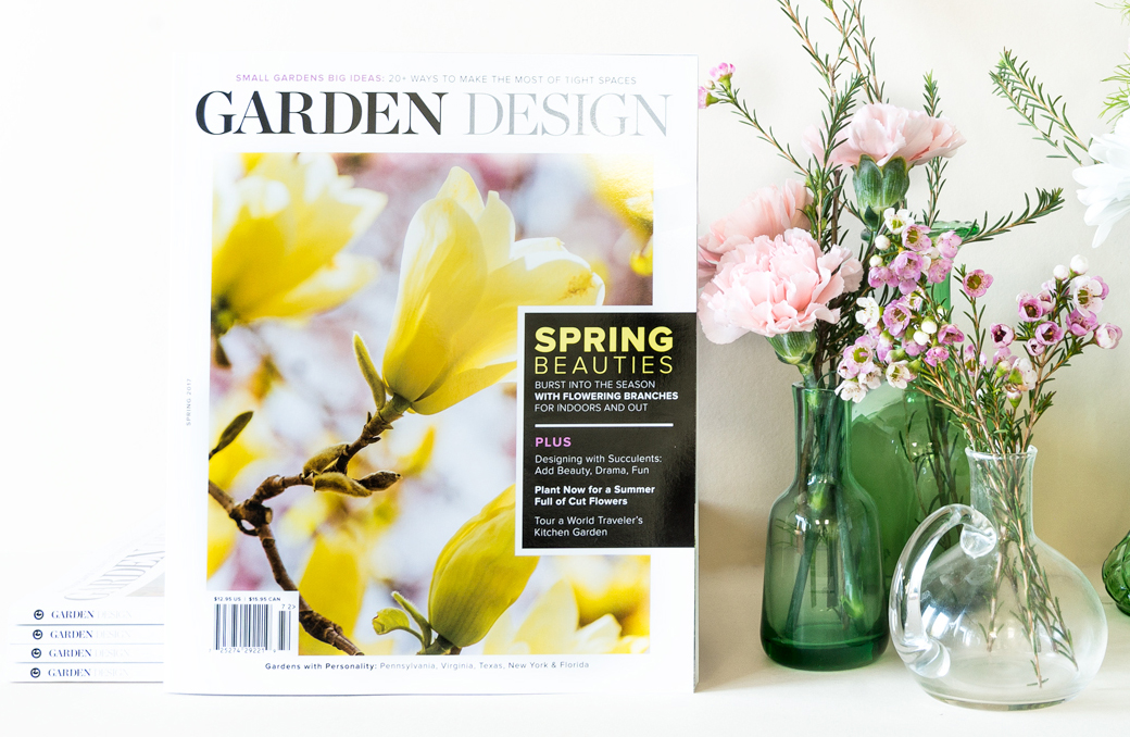 Flower Power Inside Garden Design Magazine Subscription Discount