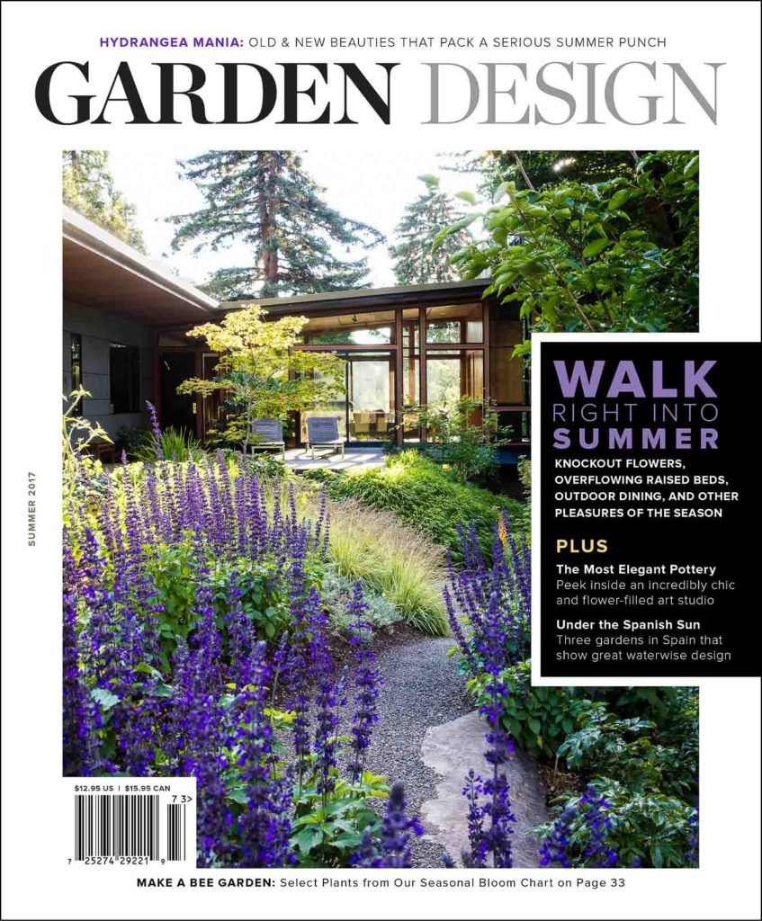 Planting inspiration inside garden design magazine for Garten design magazin